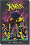 X-men A Saga da Fenix Negra - Chris Claremont