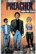 Preacher A Caminho Do Texas - Garth Ennis & Steve Dillon