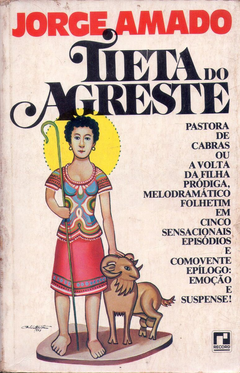 Tieta do Agreste - Jorge Amado