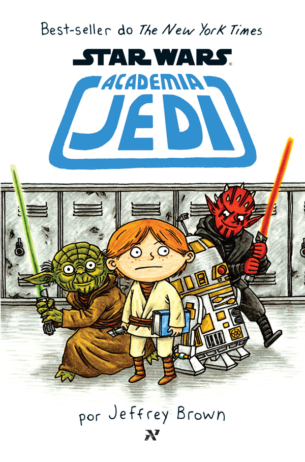Star Wars Academia Jedi - Jeffrey Brown